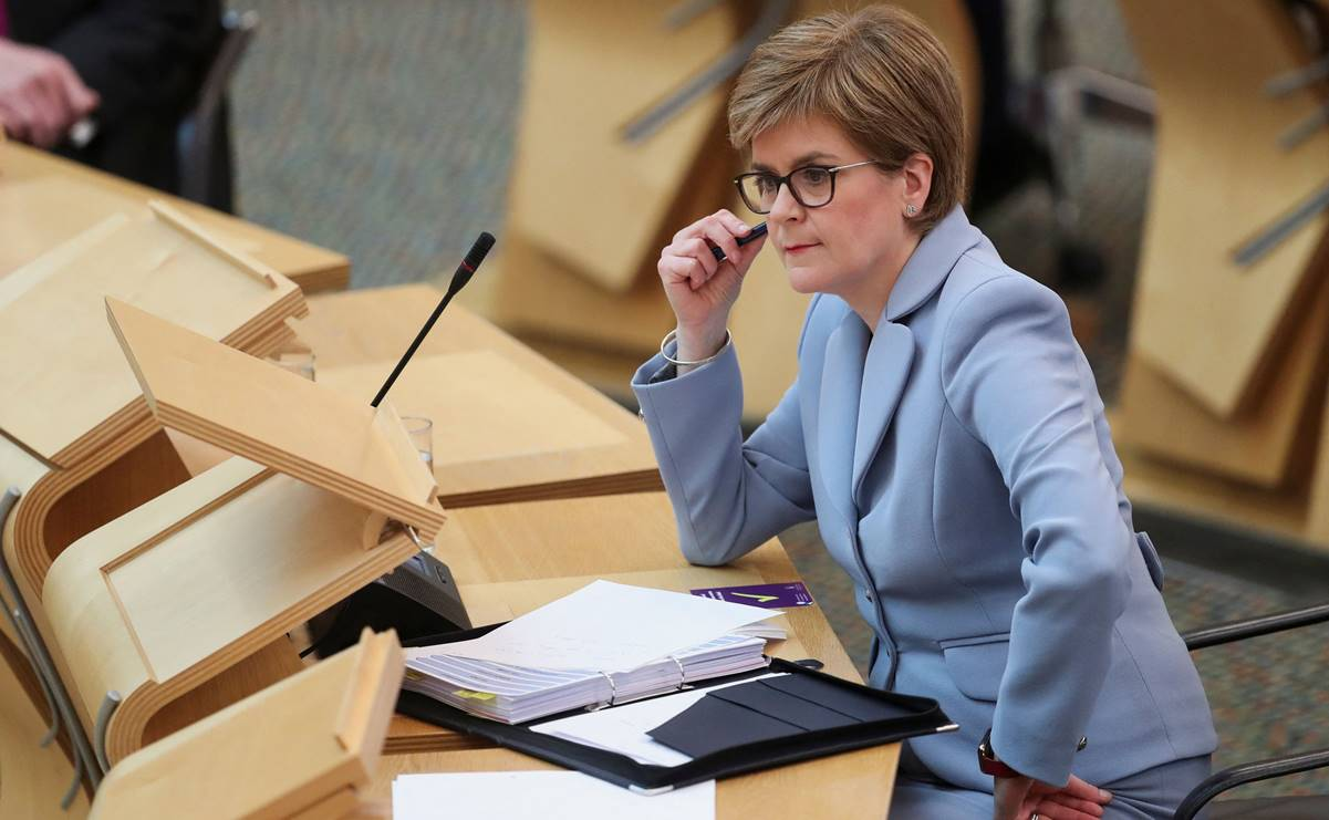Voters inject power into the Independents' ranks in Scotland;  They go to secede from the United Kingdom