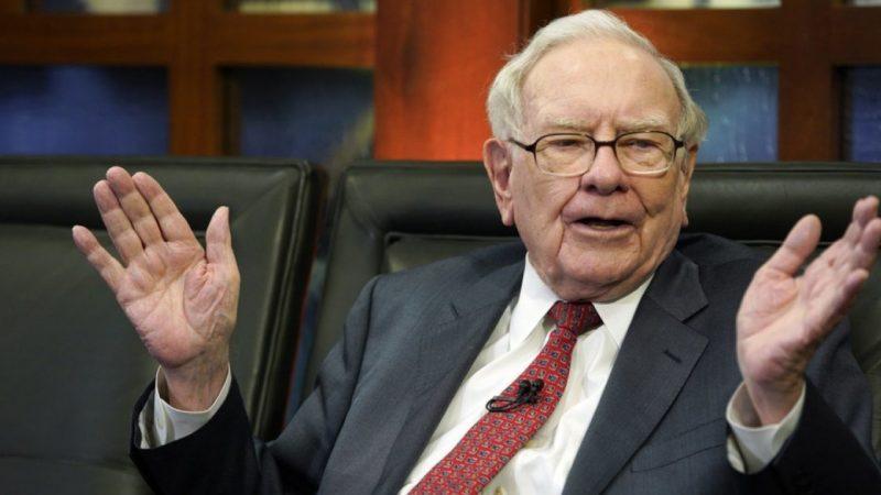 Warren Buffett appointed his successors