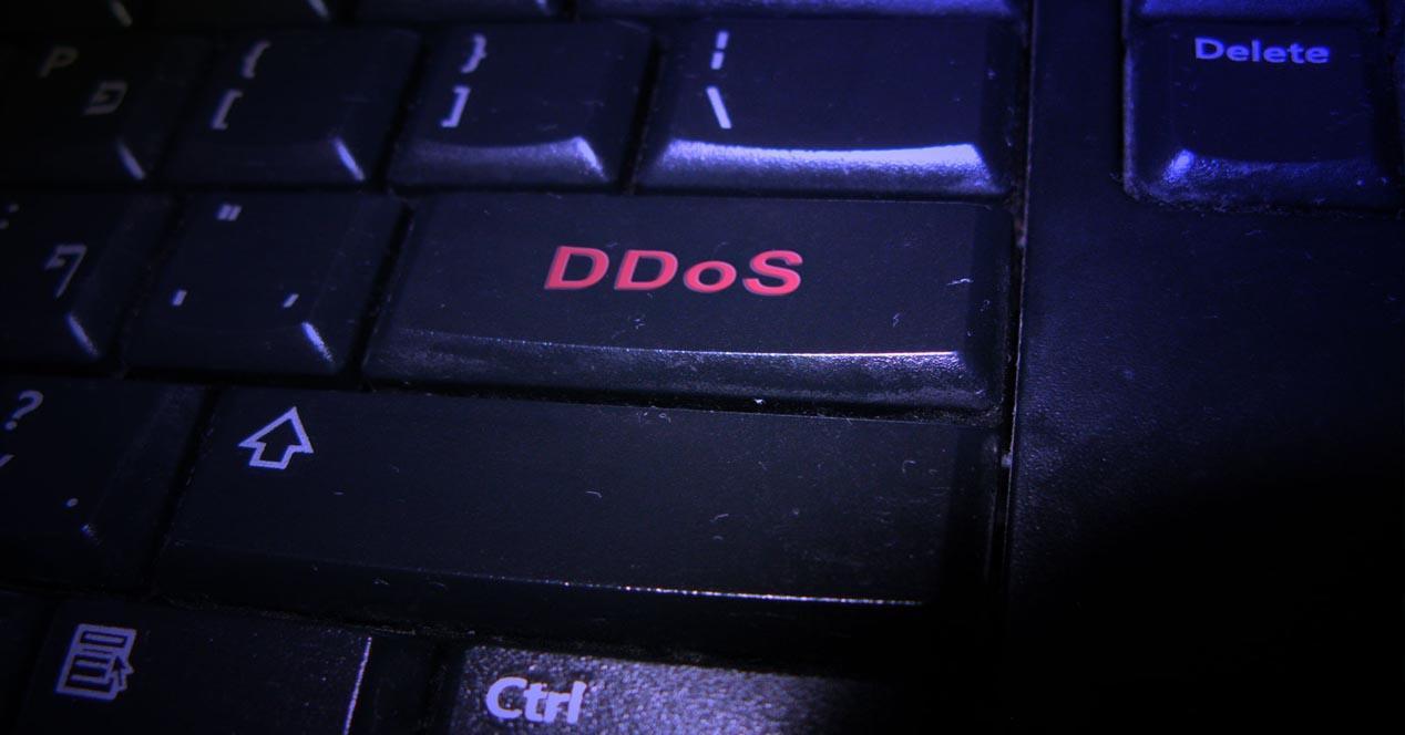 Dual DDoS attacks