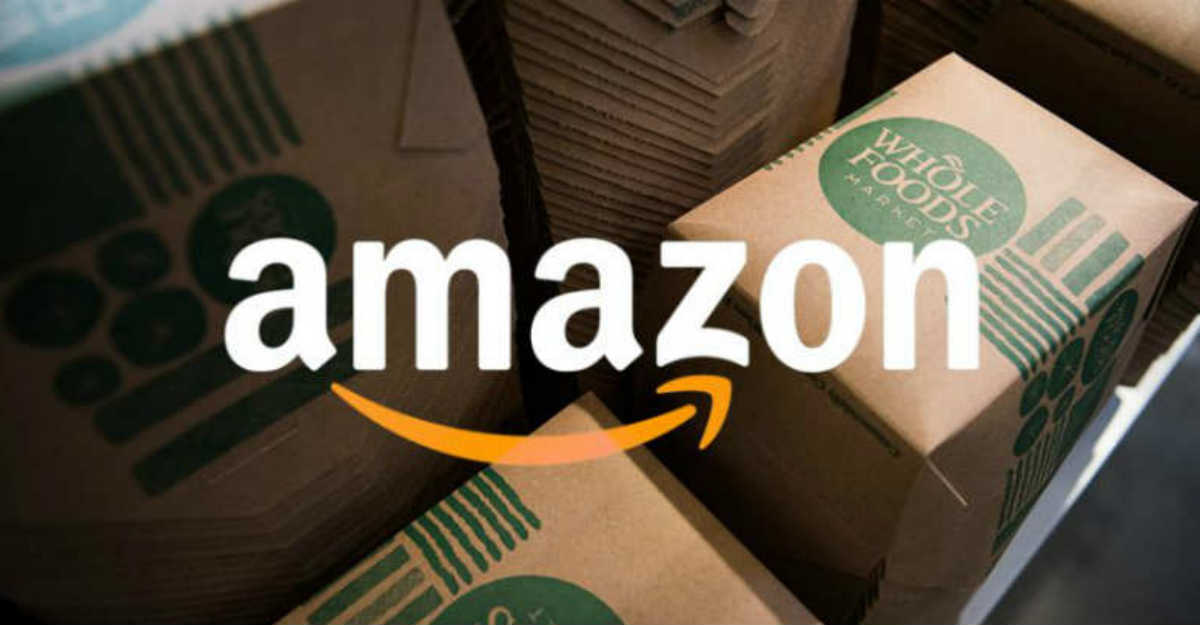 What was the show selling during the Covid tragedy?  Amazon replaces everything |  Amazon |  Technology |  Covid-19 |  Technology News  Technology News  Malayalam Technology News