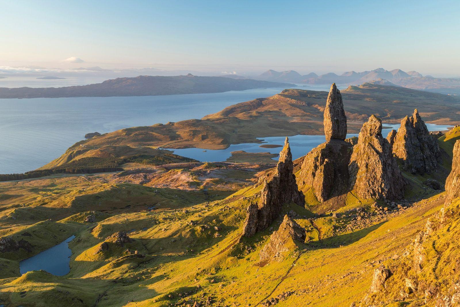 Where fairies and warrior queens hide in Scotland