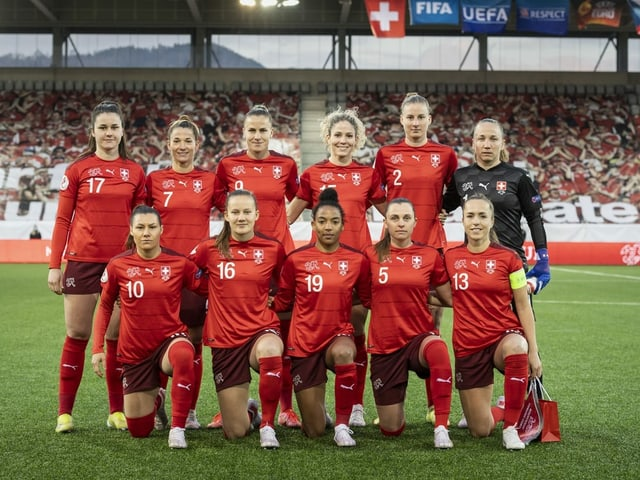 The Swiss national team