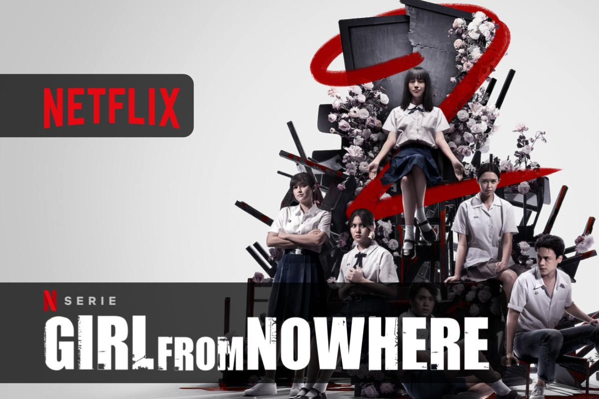 You are watching Girl from Nowhere Season 2 on Netflix