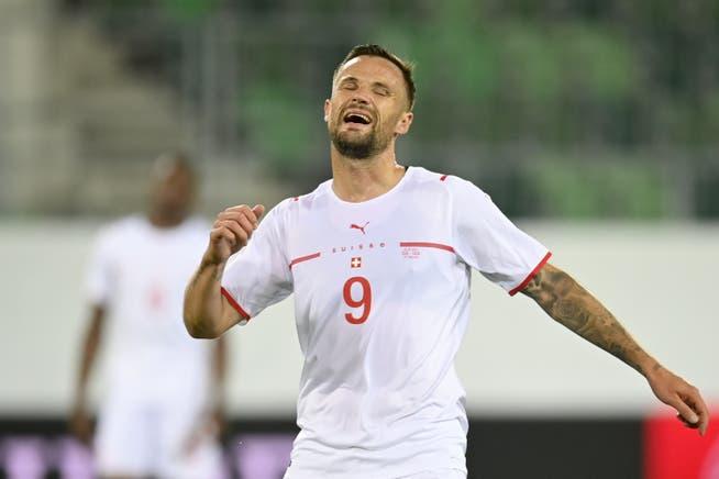 Haris Seferovic: He's already shown remarkably better international players.