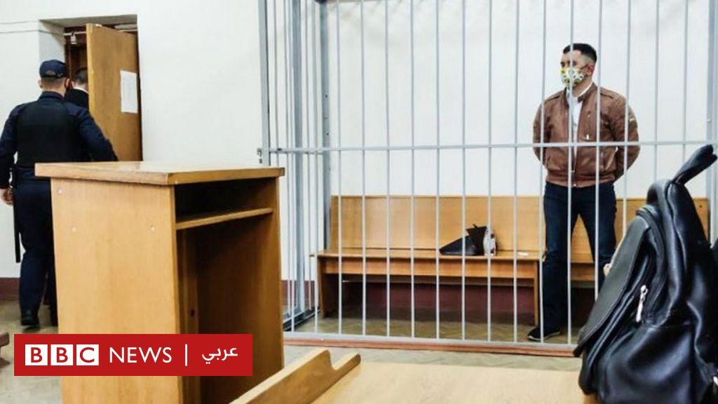 "Activist ""stabs himself"" during his trial in Belarus"