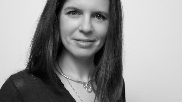 Portrait of astrophysicist Anna Fribel.  (Anna Fribel)