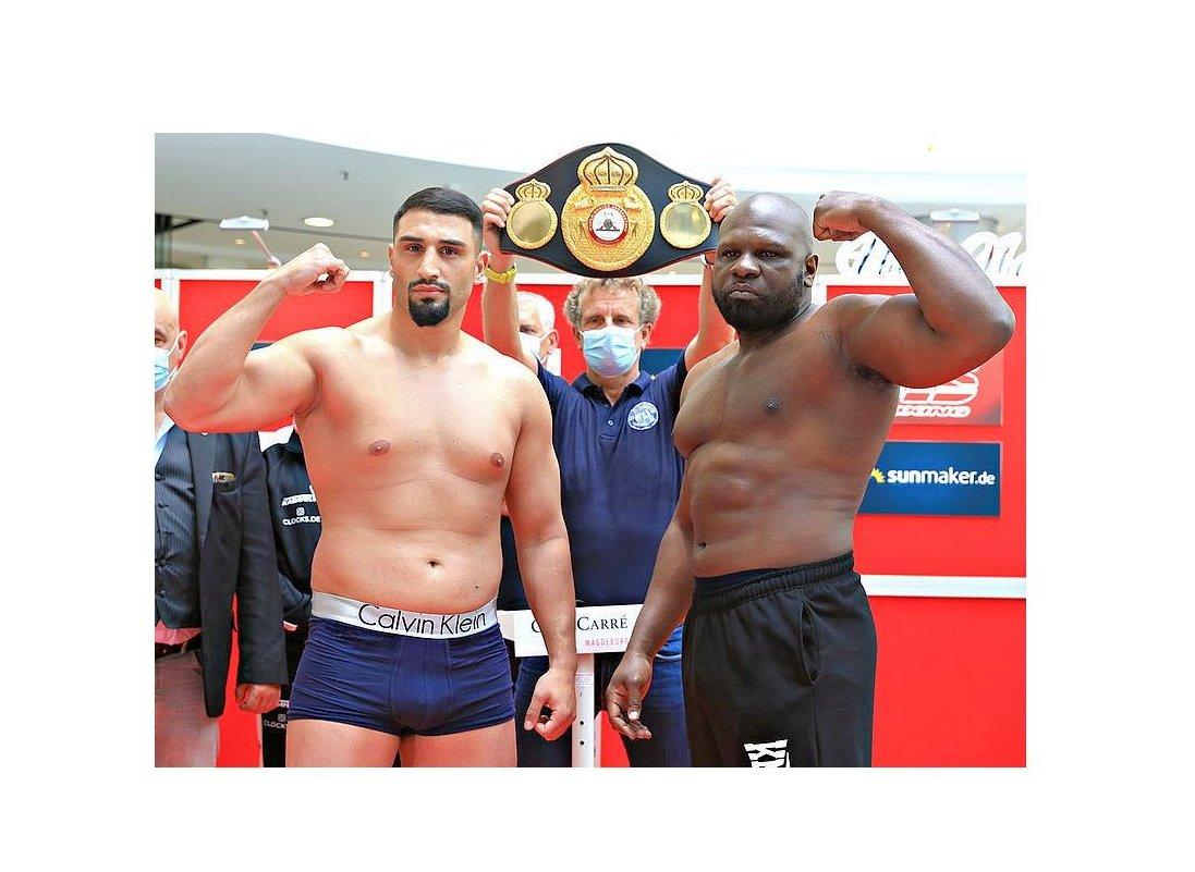 Against Kabayel: Kingpin announces KO    boxing