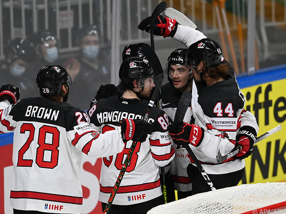 Canada after 4:2 over USA, which was convincing before in the World Cup final – Südtirol News