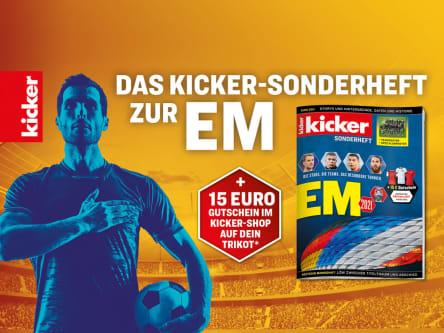 Kicker Special Edition EM 2021