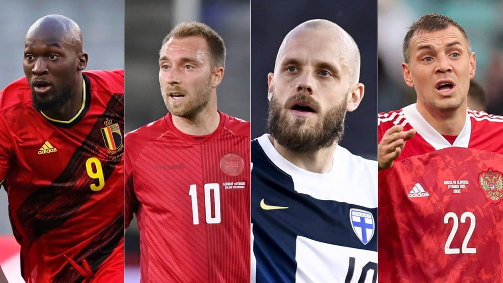 Group B: Belgium ready for the title?  Can Finland manage a surprise?