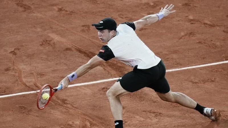 Tennis – Stuttgart – After the exit against Federer: Kupfer plays in Stuttgart – Sport