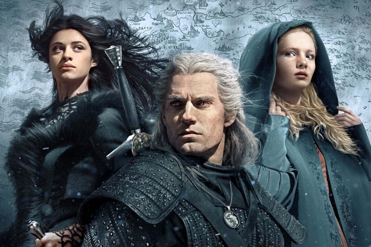 7799532571 - The Witcher Series Official Poster
