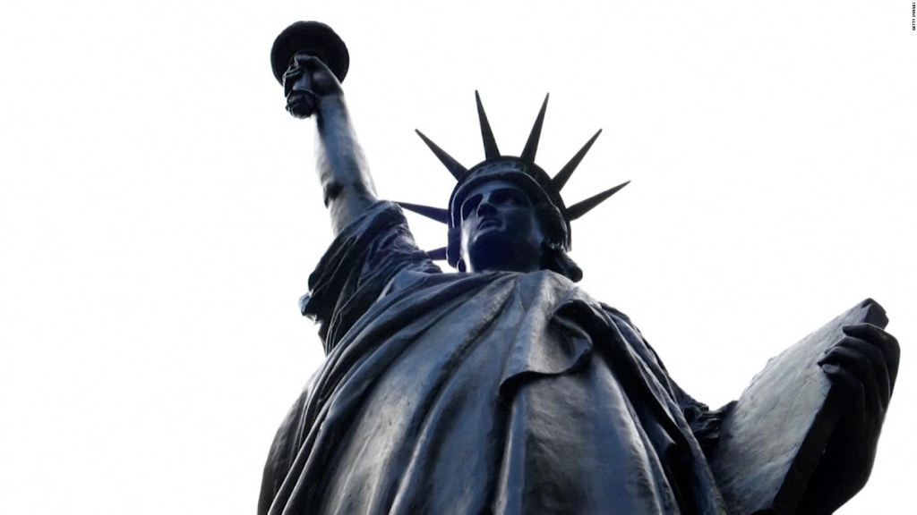 The United States will have a new Statue of Liberty