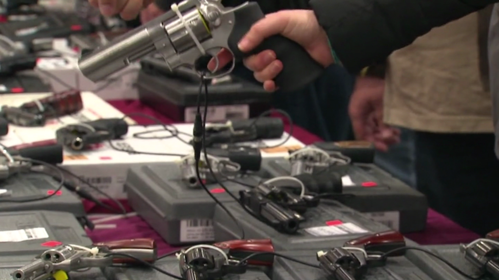US Firearms Sales Hit a Record in 2020