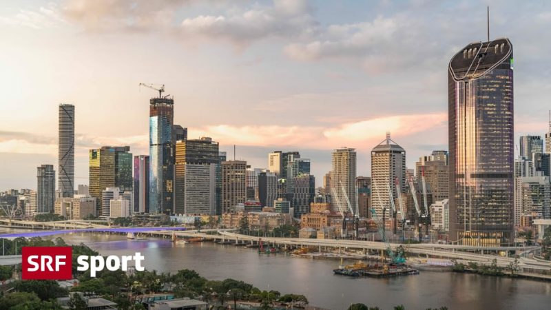 Irresistible app - Brisbane takes center stage for 2032 Summer Games - Sports