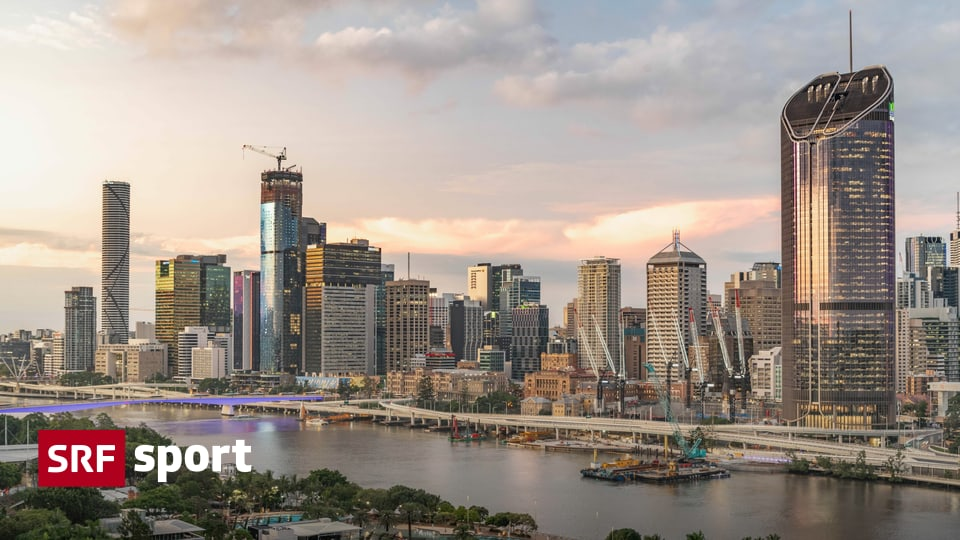 Irresistible app – Brisbane takes center stage for 2032 Summer Games – Sports