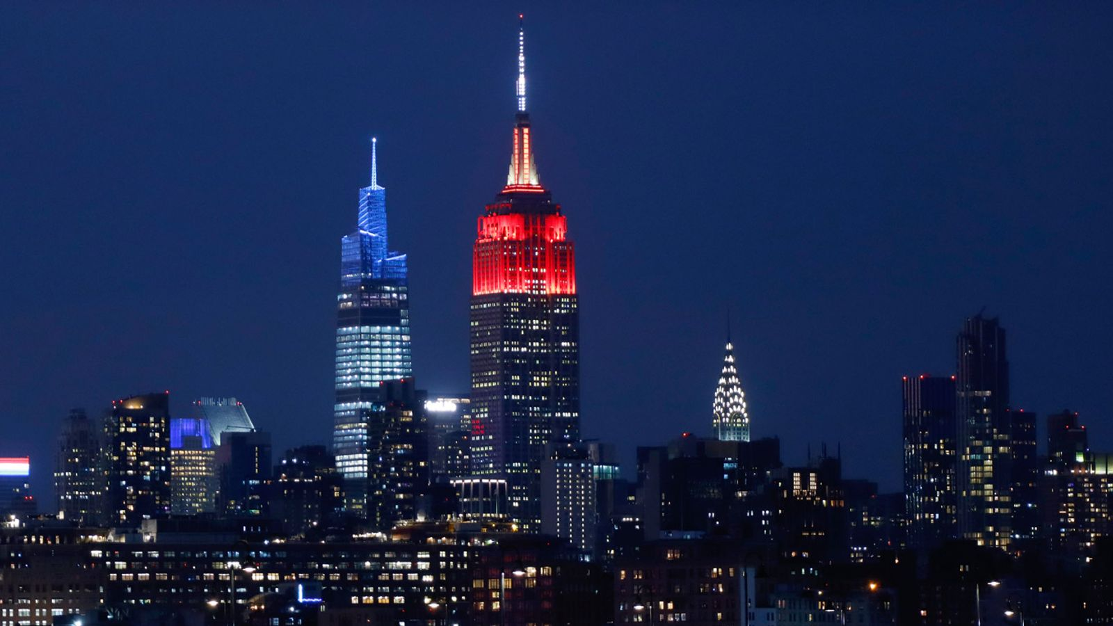 FC Bayern news: The Empire State Building lights up in red for FCB |  football news