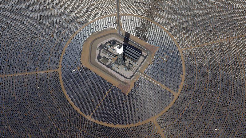 Energia rinnovabile, nuovo impianto solare da 350 MW in California