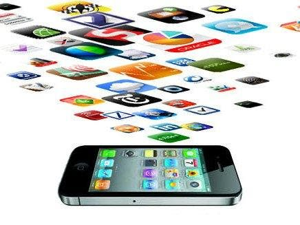 More than a million apps for iPhone and iPad in the Apple Store