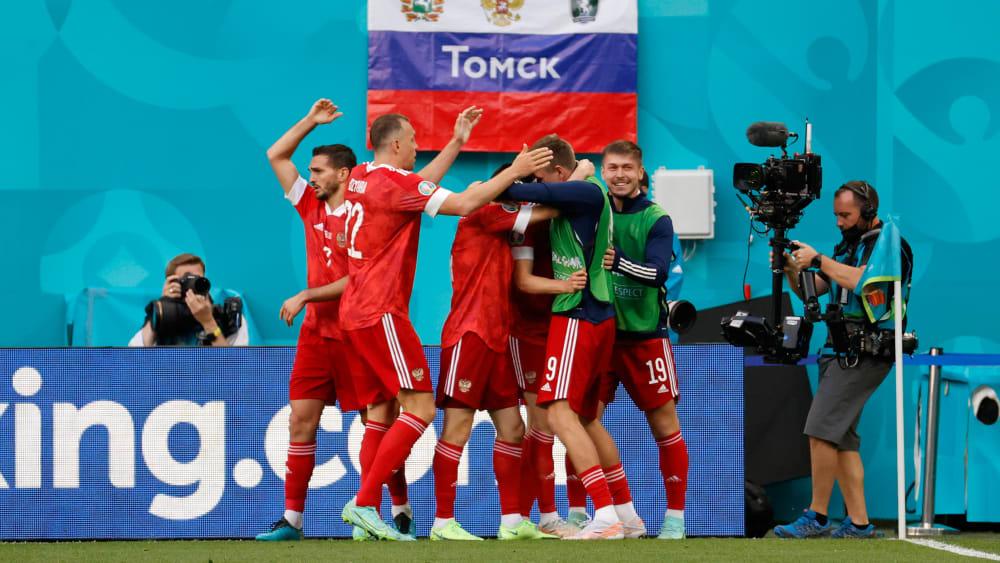 Finland – Russia 0:1 |  Miranchuk presses Sbornaja for victory