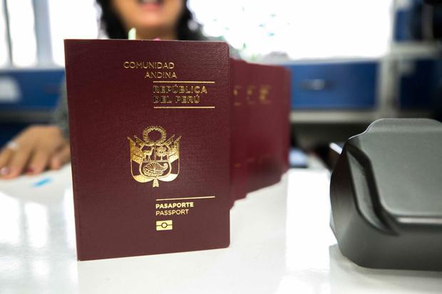 If you still do not have your passport, and you want to obtain it, the National Immigration Control Authority offers you the option of processing it in one day (Photo: Andina)