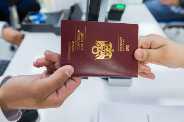 This document is not important for entry in some countries.  (Photo: Andina)