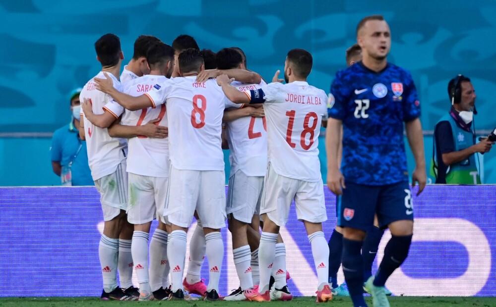 Ukrainian footballers got an absentee spot in the quarter-finals