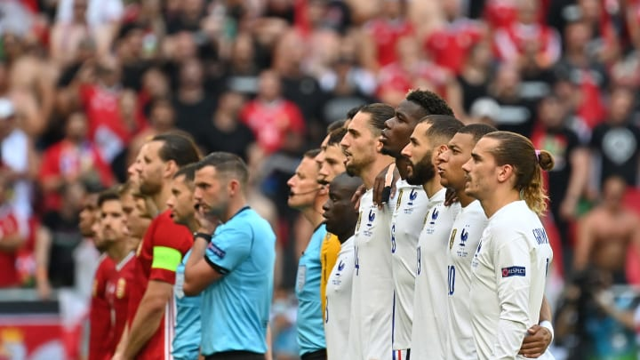Preview of the round of 16 between France and Switzerland