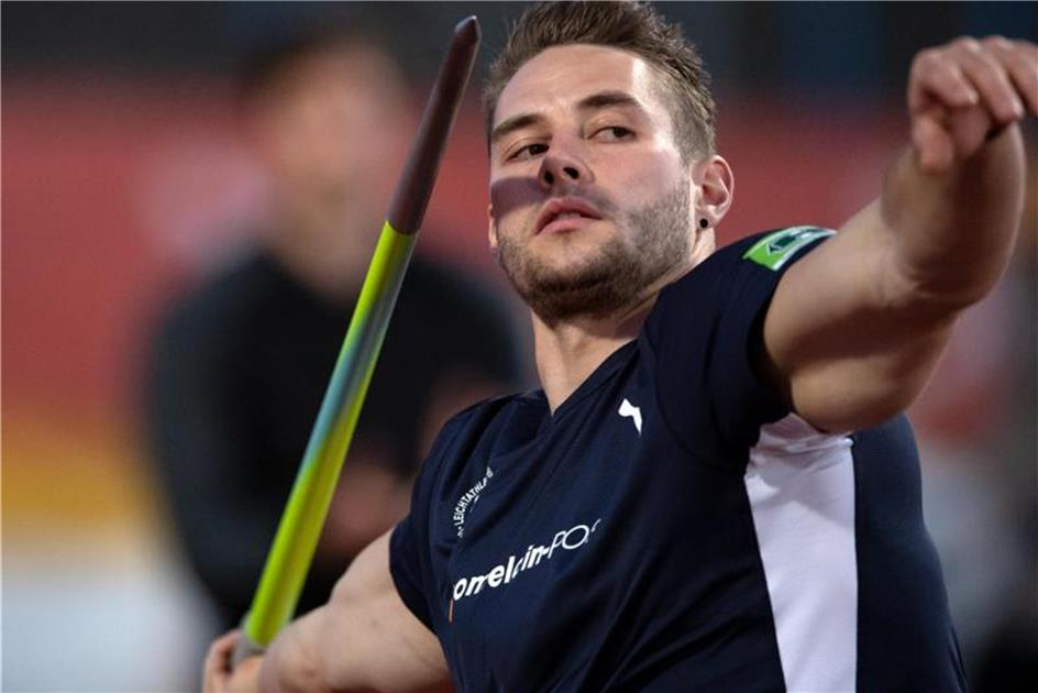 Triumphant return for javelin thrower Vetter in Finland
