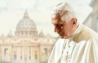 New movie about Benedict XVI.