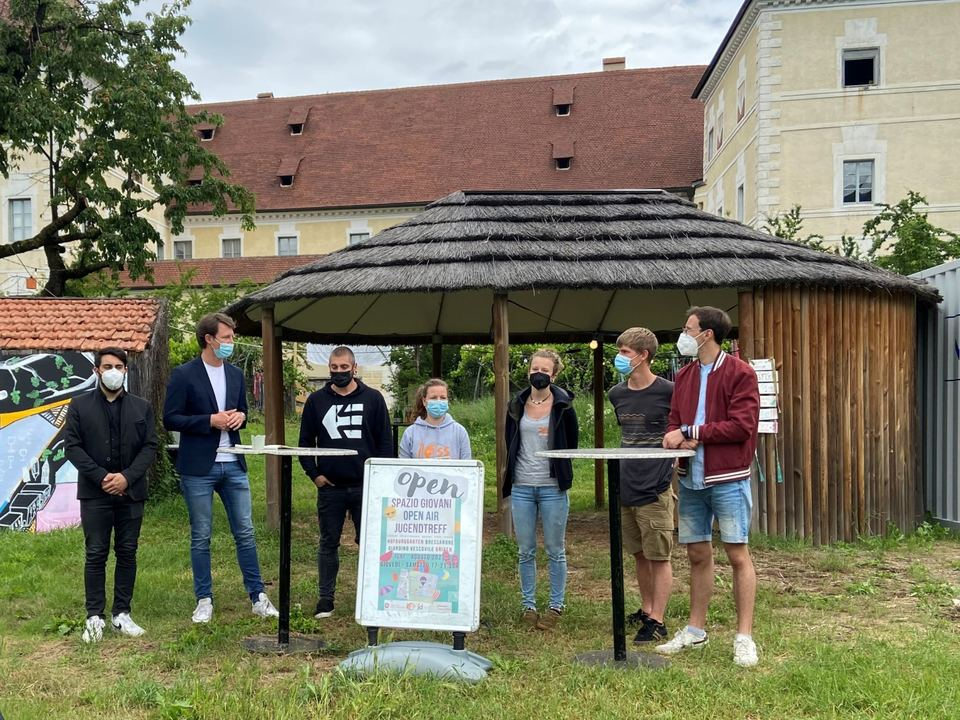 A space for meetings and exchanges – Südtirol News