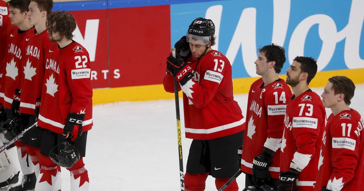 After losing to Finland – Canada continues to hope and fear