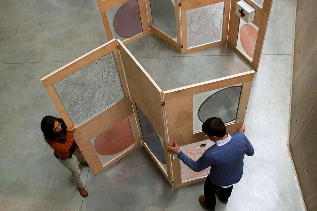 Art installation in southwest Freiburg aims to connect with people – Freiburg