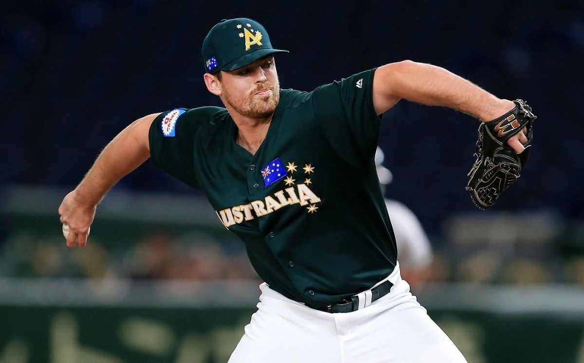 Australia withdraws from baseball before Olympic final in Mexico