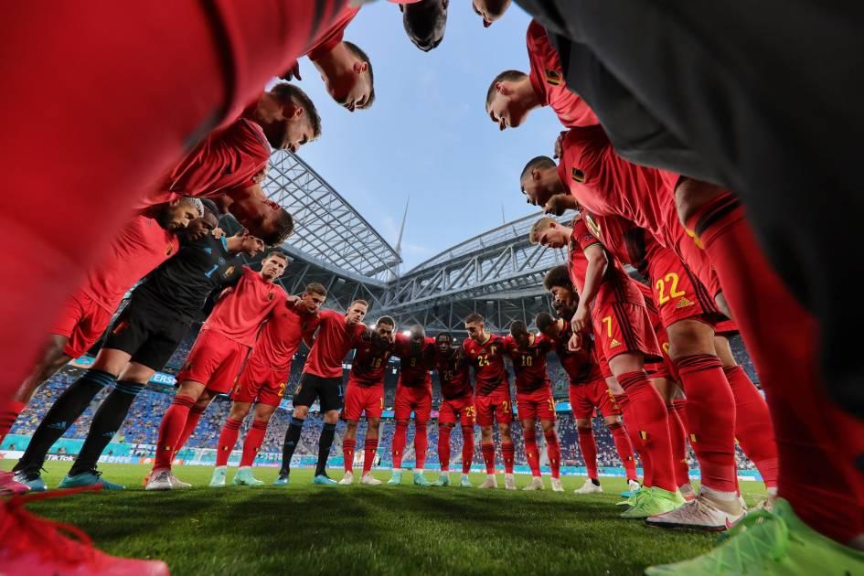 Belgium, unbeaten against the Euro champion Finland