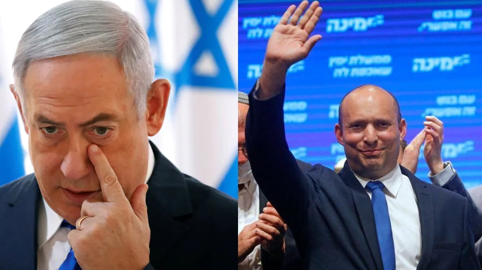 Benjamin Netanyahu's reign in Israel ends and Naftali Bennett takes over as prime minister |  Israel's longest-serving Prime Minister Benjamin Netanyahu couldn't save the chair, Naftali Bennett took charge of the country