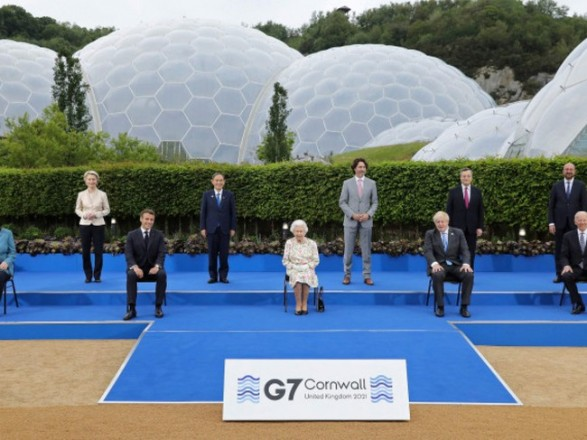 Biden violated royal protocol at G7 summit – News on UN Network