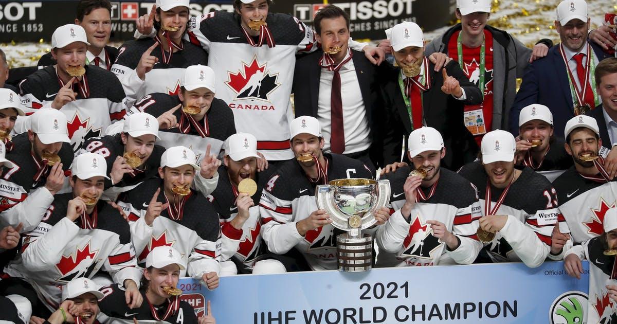 Canada retaliates and beats Finland in overtime
