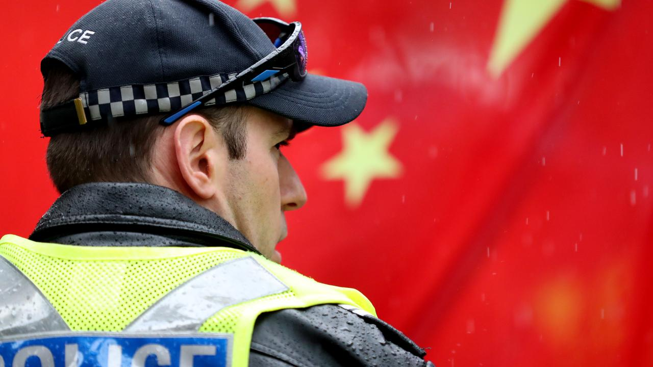 China accuses Australia of fomenting conflicts with the growing shortcomings of the Chinese Communist Party