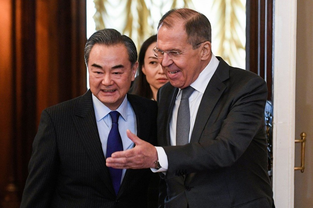 China calls on Russia to join efforts to deal with America |  Scientist