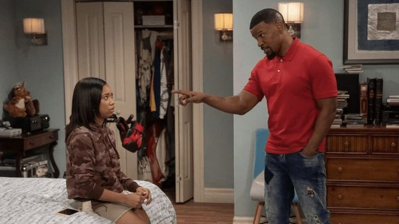 Dad Stop Embarrassing, Netflix Cancels Comedy With Jamie Foxx After Only One Season