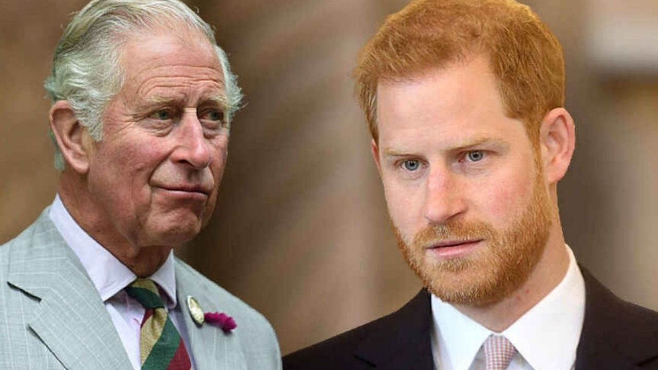 Despite his father's disdain, Harry returns to the UK to commemorate his mother