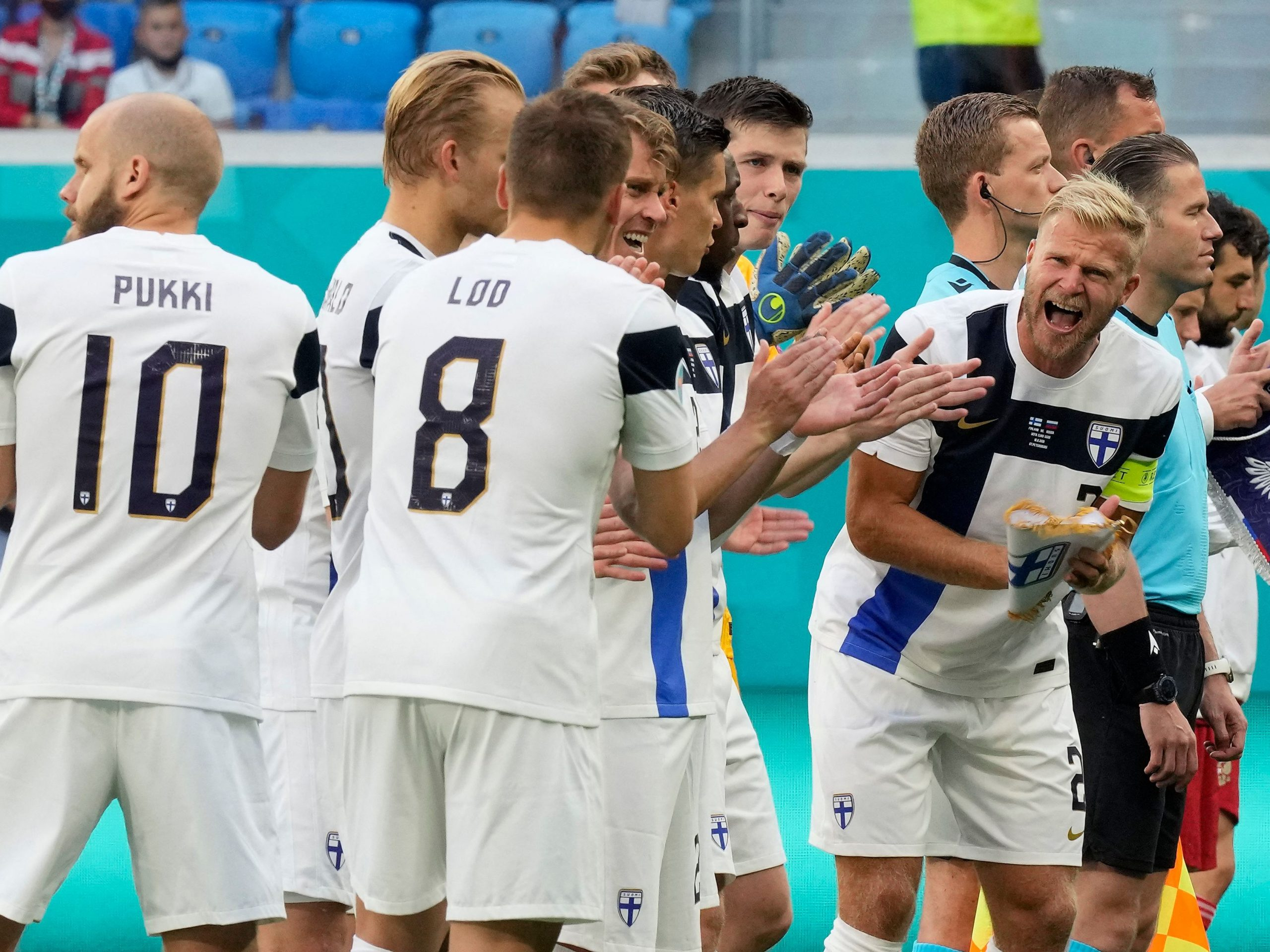 Euro: Finland sees a great opportunity – Euro 2021 –