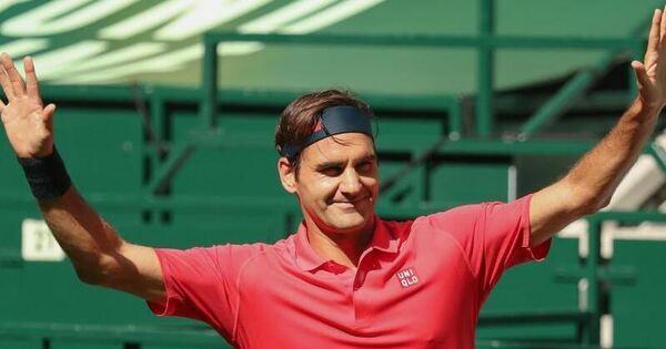 Federer with little effort in Halle – Tsitsipas canceled the sport