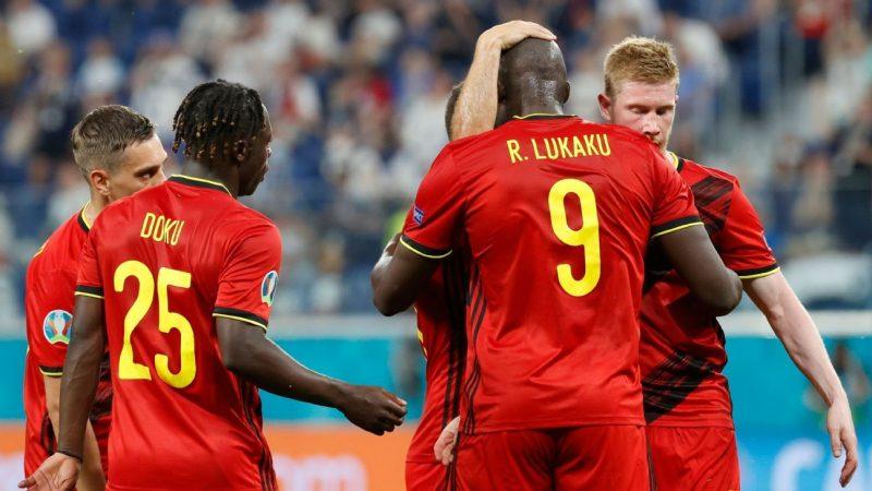 Finland vs.  Belgium - Match Report - June 21, 2021
