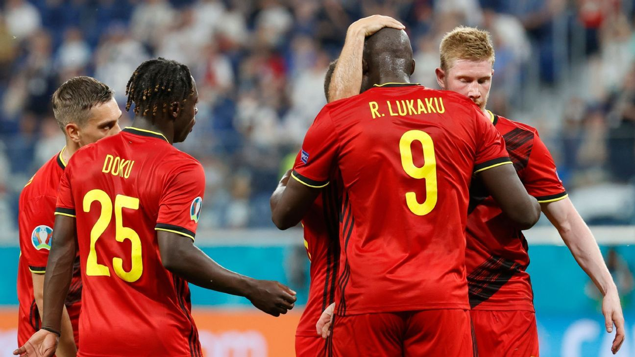 Finland vs.  Belgium – Match Report – June 21, 2021