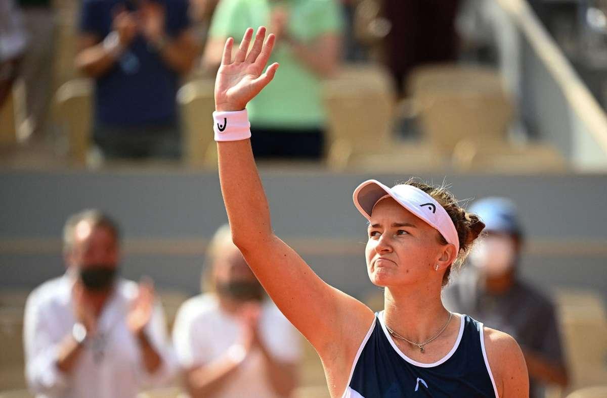French Open: Barbora Krijkova wins the title – sport –