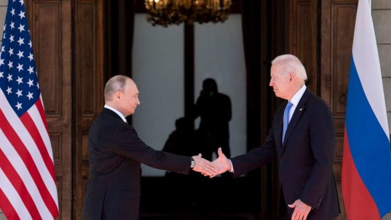 """Geneva Summit for Putin: """"Biden, the great statesman, had a constructive meeting with him""""    US President: My agenda is not against Russia"""
