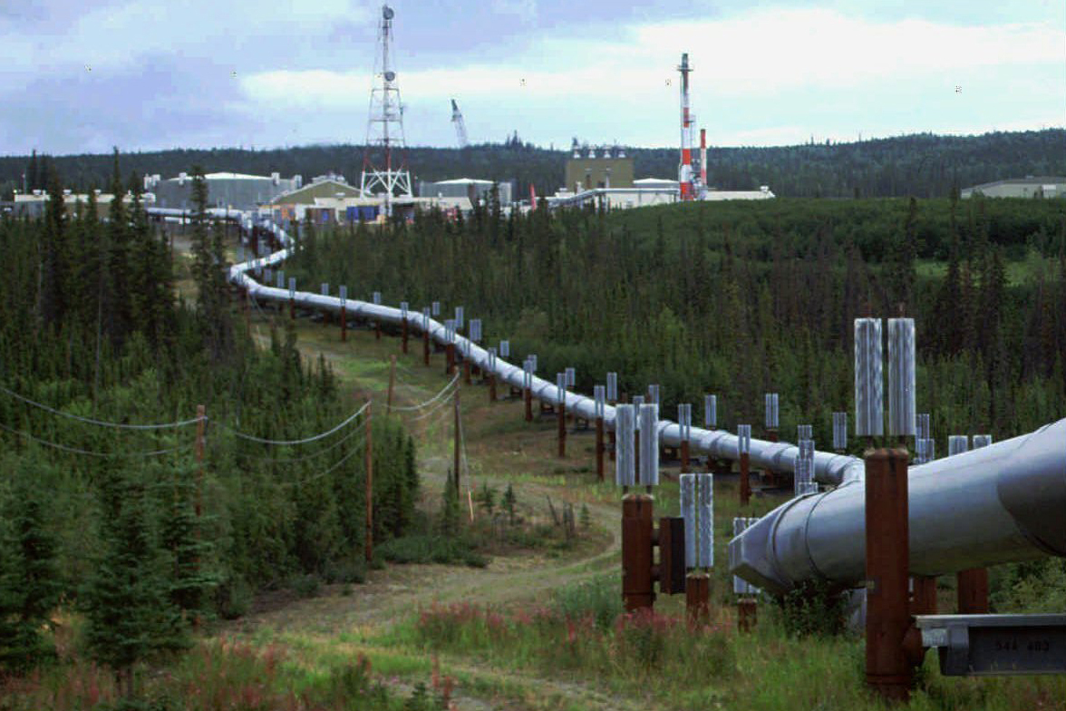 Green light for drilling in Alaska