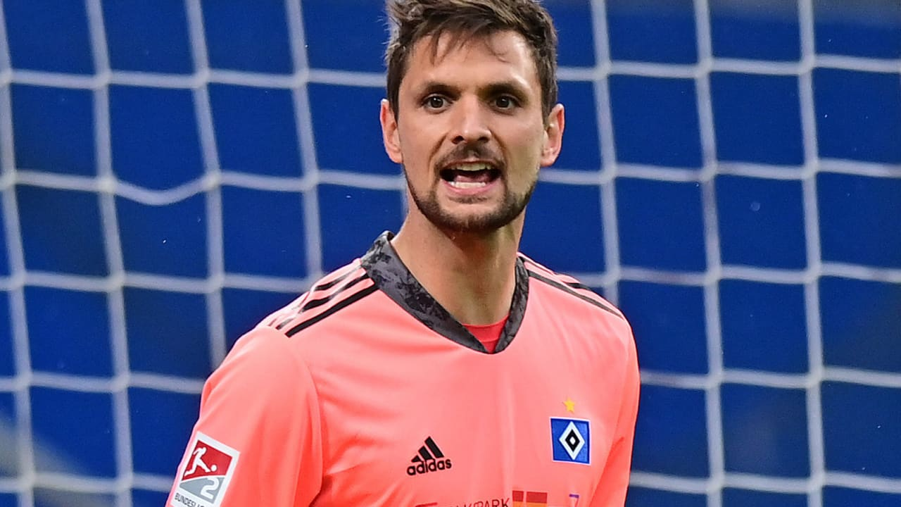 HSV: Sven Ulreich – What happens after the contract is terminated?  – 2 Bundesliga